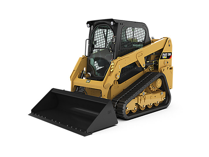 Cat Compact Track Loader 239D