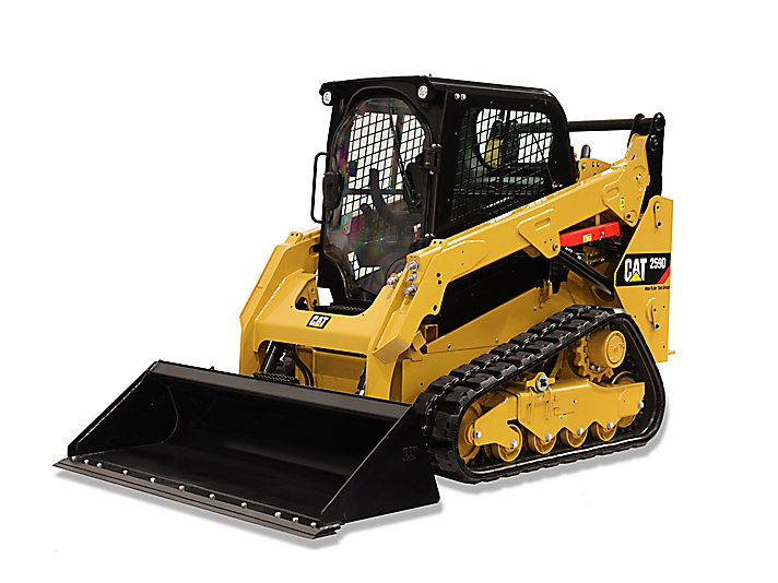 Cat Compact Track Loader 259D