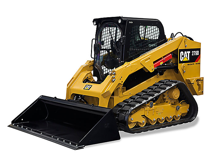 Cat Compact Track Loader 279D