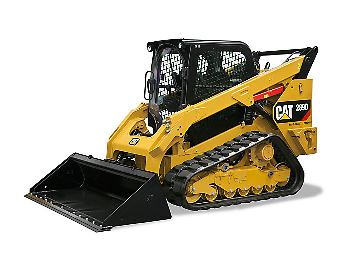 Cat Compact Track Loader 289D