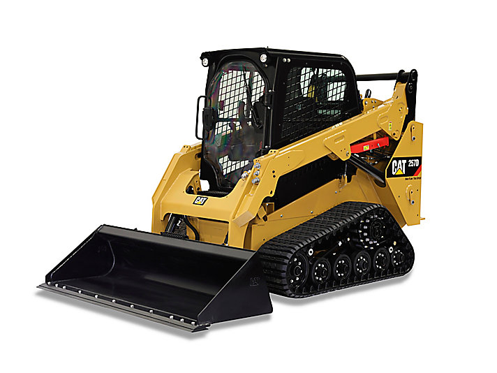 Cat Multi Terrain Loader 257D