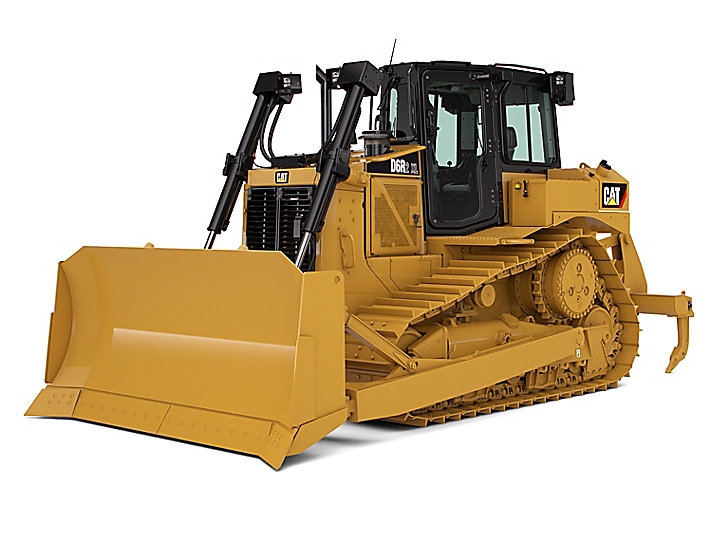 Cat Dozer Sedang D6R2 (Tier 2/Stage II)