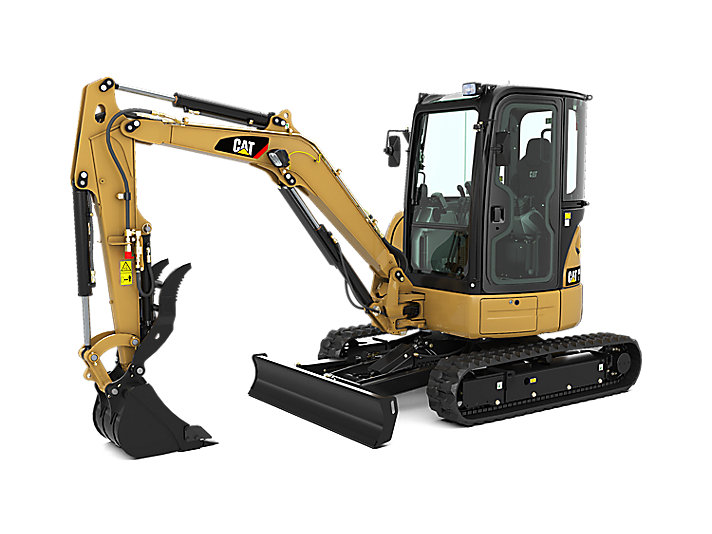 Cat Excavator Mini 303.5E CR