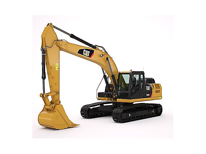 Cat Excavator Sedang 326D2 (Tier 2)
