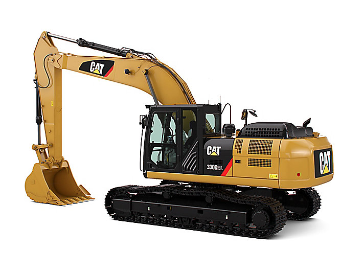 Cat Excavator Sedang 330D2 (Tier 2)