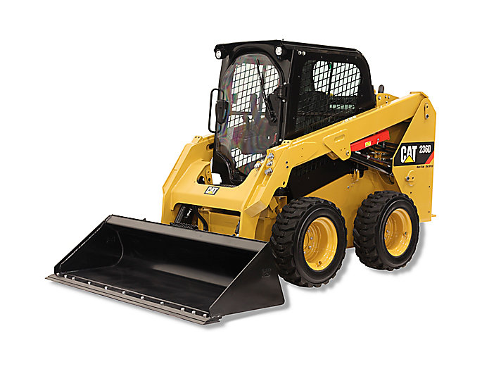 Cat Skid Steer Loader 236D