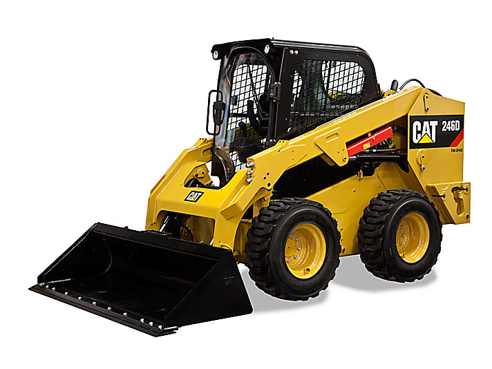 Cat Skid Steer Loader 246D