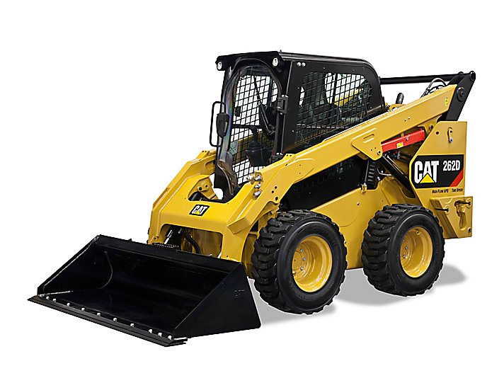 Cat Skid Steer Loader 262D